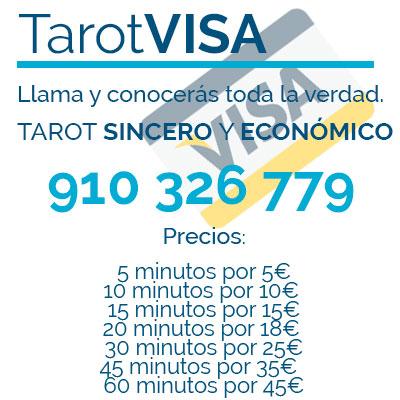 Banner Tarot VISA