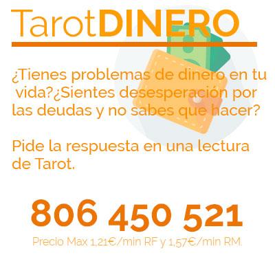 Banner tarot Dinero