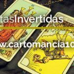 Cartas del tarot invertidas